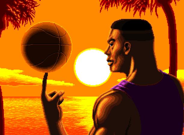 BasketDudes Bitoon Games MMO Xtreme Retro Pixel Art