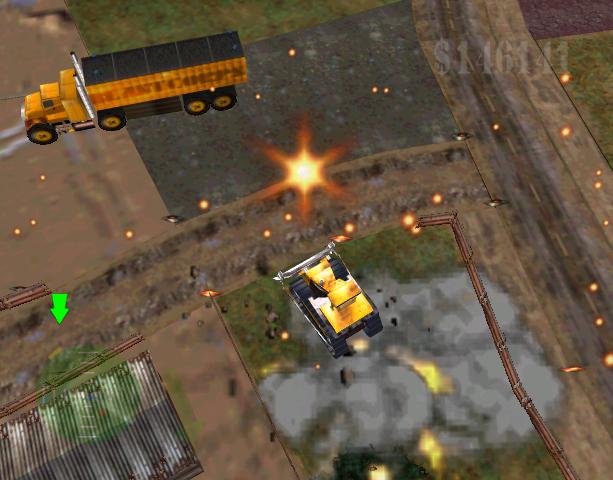 Blast Corps Rare N64 Xtreme Retro 1