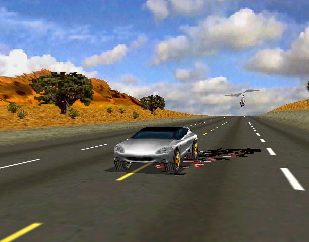 Cruis'N USA Midway Arcade Nintendo 64 N64 Racing Xtreme Retro 1