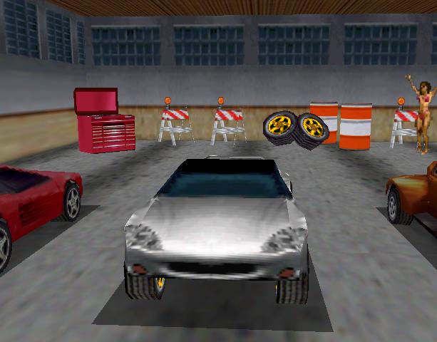 Cruis'N USA Midway Arcade Nintendo 64 N64 Racing Xtreme Retro 10