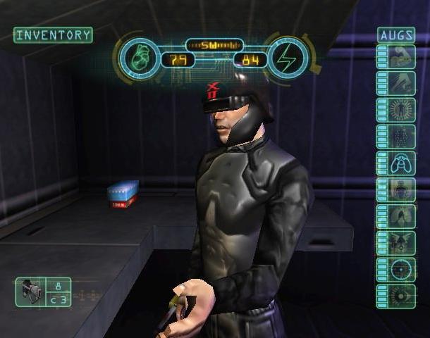 Deus Ex Ion Storm Eidos Interactive Microsoft Windows Mac PlayStation 2 PS2 Xtreme Retro