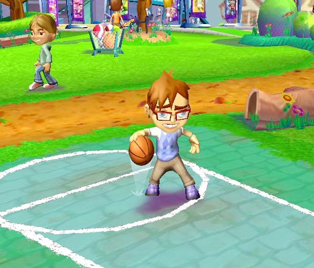 EA Playground Nintendo Wii Xtreme Retro 1