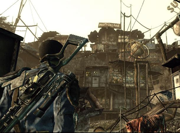 Fallout 3 Bethesda Game Studios Windows Xbox 360 PlayStation 3 PS3 Action RPG Xtreme Retro