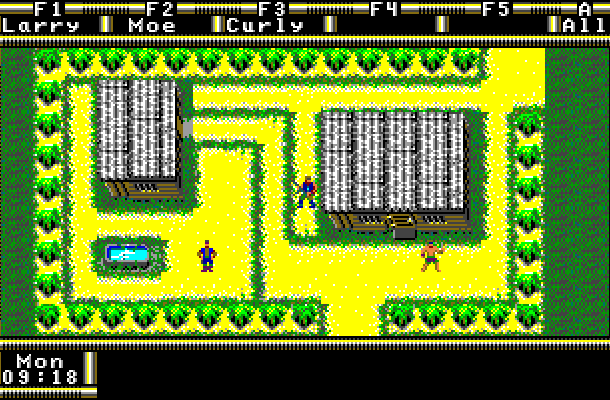Fountain of Dreams Electronic Arts MS-DOS RPG Xtreme Retro