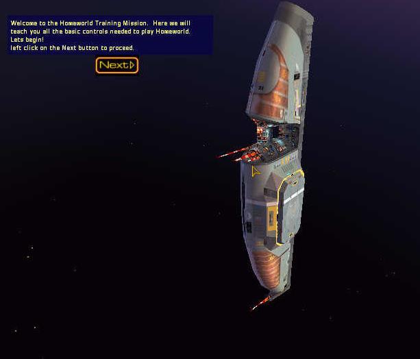 Homeworld Havas Interactive Relic Software PC Xtreme Retro 4