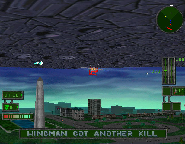 Independence Day Electronic Arts Shooter Sega Saturn Sony PlayStation PSX PSone PC Simulator Xtreme Retro 6