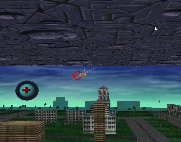Independence Day Electronic Arts Shooter Sega Saturn Sony PlayStation PSX PSone PC Simulator Xtreme Retro 7