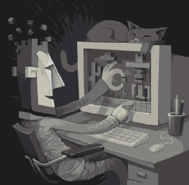 Jason Rohrer Indie Videogames Pixel Art Xtreme Retro