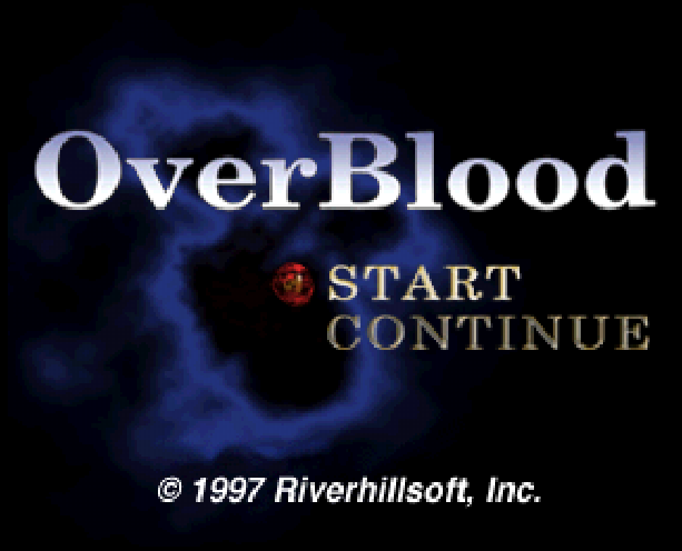 OverBlood Electronic Arts Survival Horror Sony PlayStation PSX PSone Xtreme Retro 1