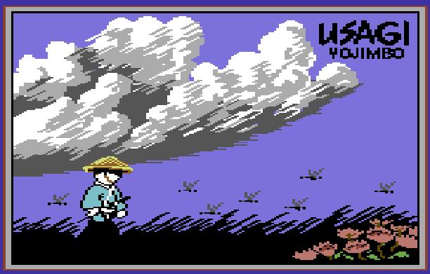 Samurai Warrior The Battles of Usagi Yojimbo Commodore 64 Xtreme Retro