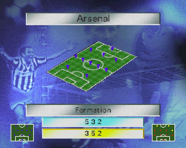 Soccer 97 Eidos Sony PlayStation PSX PSone Xtreme Retro 12