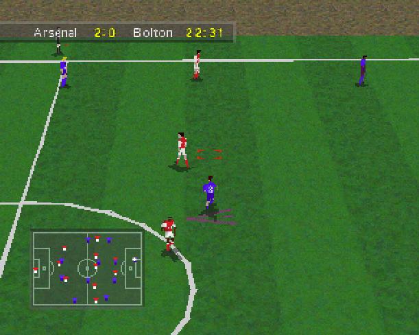 Soccer 97 Eidos Sony PlayStation PSX PSone Xtreme Retro 14