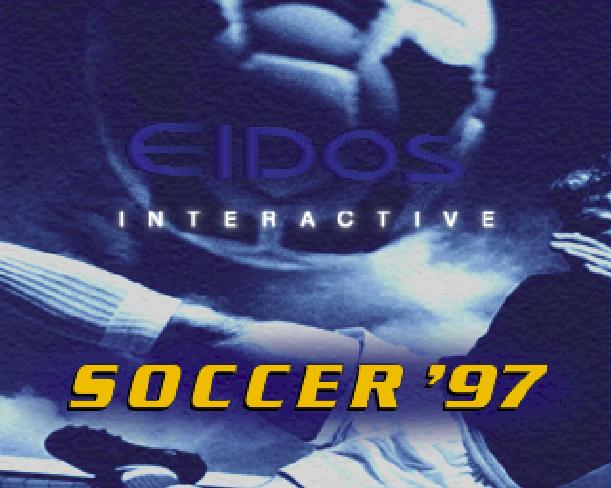 Soccer 97 Eidos Sony PlayStation PSX PSone Xtreme Retro 2