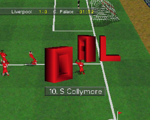 Soccer 97 Eidos Sony PlayStation PSX PSone Xtreme Retro 5