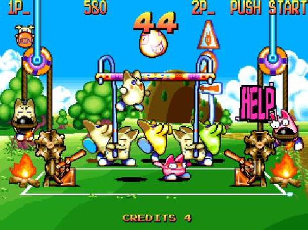 Sokonuke Taisen Game Arcade Coin Op Xtreme Retro 6