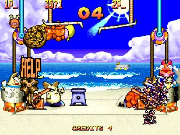 Sokonuke Taisen Game Arcade Coin Op Xtreme Retro 8