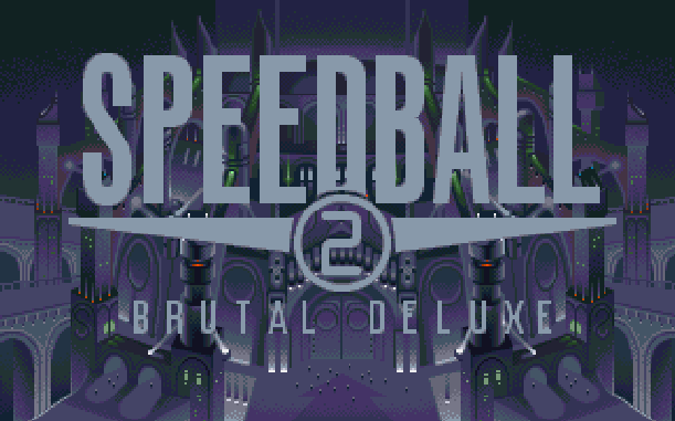 Speedball 2 Brutal Deluxe Amiga The Bitmap Brothers Xtreme Retro 1