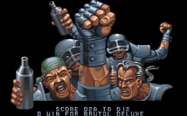 Speedball 2 Brutal Deluxe Amiga The Bitmap Brothers Xtreme Retro 5