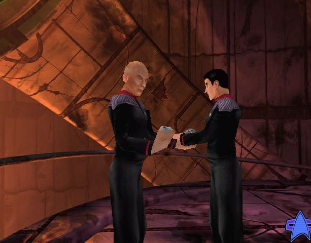 Star Trek Hidden Evil Proein Activision Presto Studios Windows PC Xtreme Retro 10