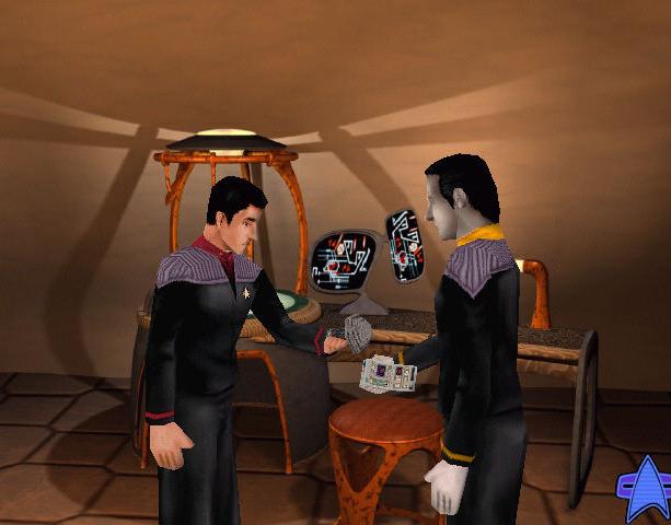 Star Trek Hidden Evil Proein Activision Presto Studios Windows PC Xtreme Retro 13