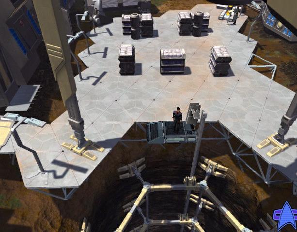 Star Trek Hidden Evil Proein Activision Presto Studios Windows PC Xtreme Retro 19