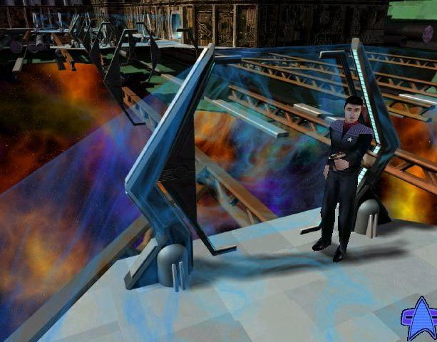 Star Trek Hidden Evil Proein Activision Presto Studios Windows PC Xtreme Retro 2