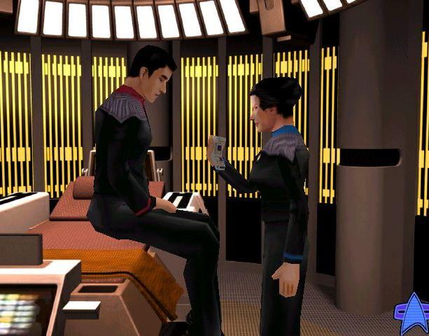 Star Trek Hidden Evil Proein Activision Presto Studios Windows PC Xtreme Retro 3