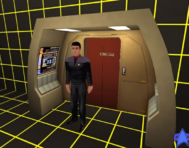 Star Trek Hidden Evil Proein Activision Presto Studios Windows PC Xtreme Retro 4