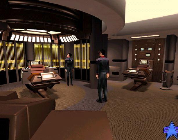 Star Trek Hidden Evil Proein Activision Presto Studios Windows PC Xtreme Retro 5