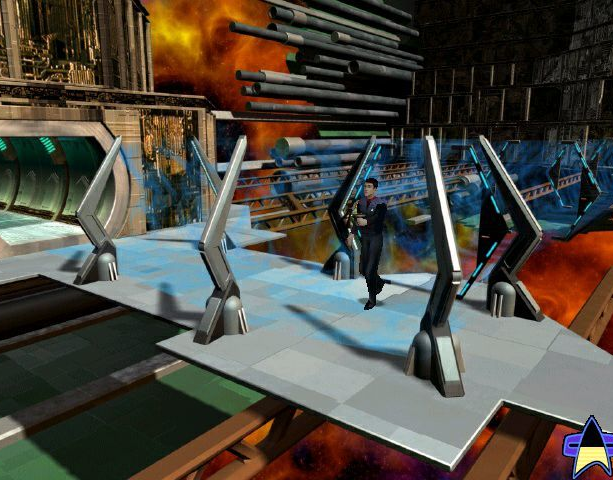 Star Trek Hidden Evil Proein Activision Presto Studios Windows PC Xtreme Retro 6
