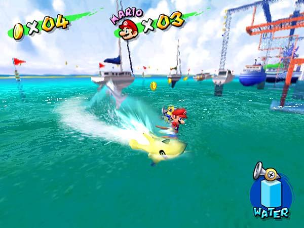 Super Mario Sunshine Nintendo GameCube GC Xtreme Retro 2