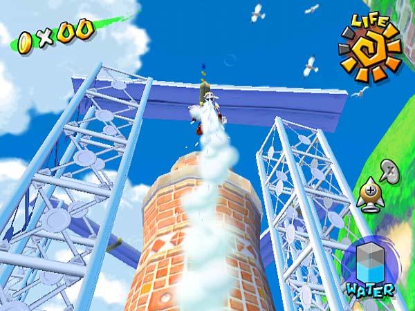 Super Mario Sunshine Nintendo GameCube GC Xtreme Retro 4