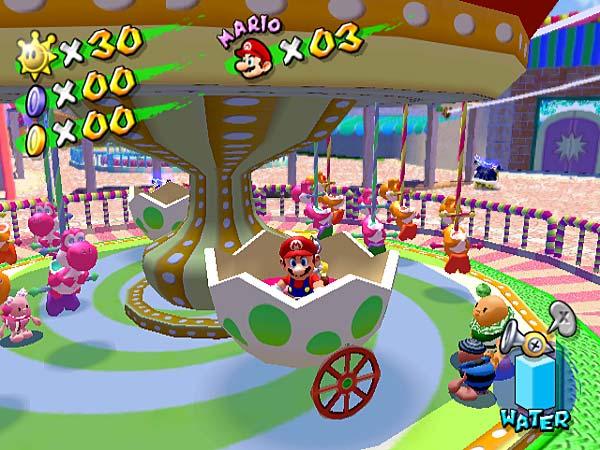 Super Mario Sunshine Nintendo GameCube GC Xtreme Retro 5