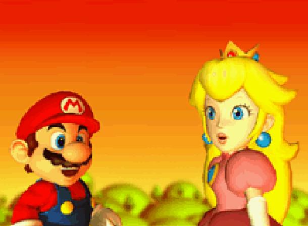 Super Mario Sunshine Nintendo GameCube GC Xtreme Retro Pixel Art