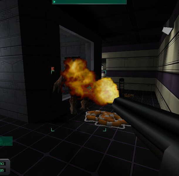 System Shock 2 Irrational Games Looking Glass Studios Electronic Arts FPS RPG Adventure Survival Horror PC Xtreme Retro 1