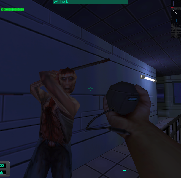 System Shock 2 Irrational Games Looking Glass Studios Electronic Arts FPS RPG Adventure Survival Horror PC Xtreme Retro 13