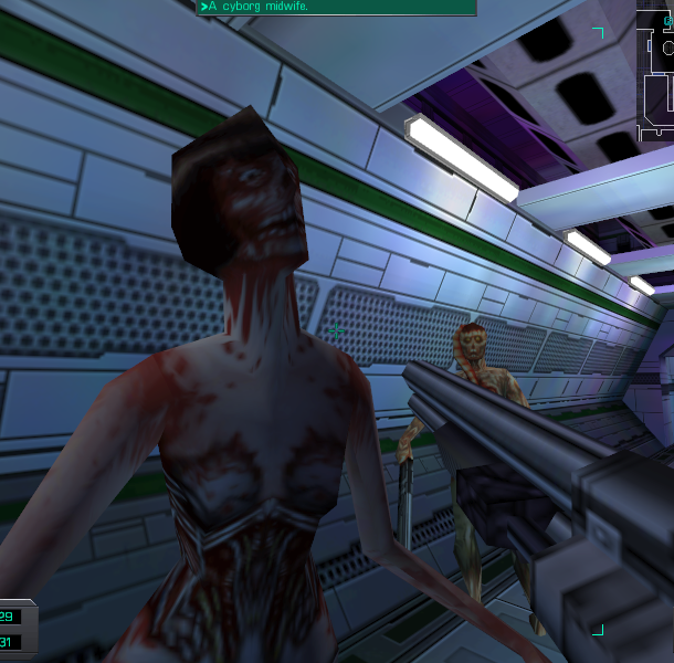 System Shock 2 Irrational Games Looking Glass Studios Electronic Arts FPS RPG Adventure Survival Horror PC Xtreme Retro 18