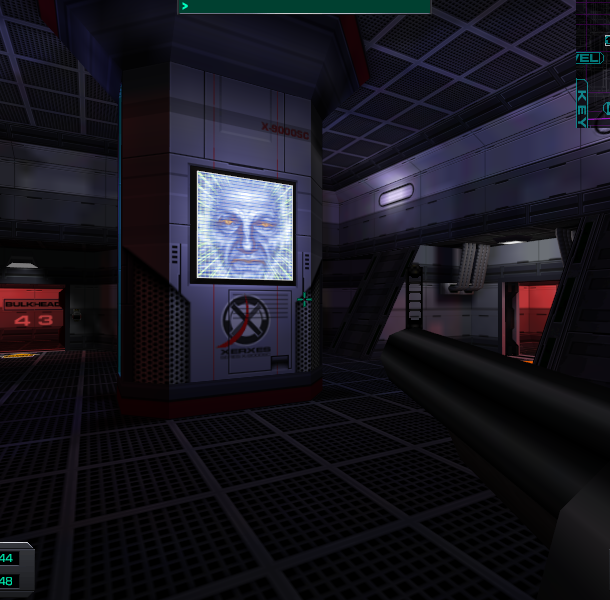 System Shock 2 Irrational Games Looking Glass Studios Electronic Arts FPS RPG Adventure Survival Horror PC Xtreme Retro 20