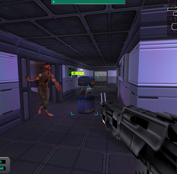 System Shock 2 Irrational Games Looking Glass Studios Electronic Arts FPS RPG Adventure Survival Horror PC Xtreme Retro 21