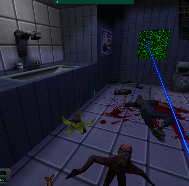 System Shock 2 Irrational Games Looking Glass Studios Electronic Arts FPS RPG Adventure Survival Horror PC Xtreme Retro 24