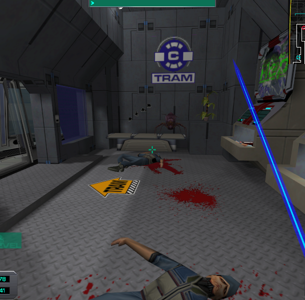 System Shock 2 Irrational Games Looking Glass Studios Electronic Arts FPS RPG Adventure Survival Horror PC Xtreme Retro 27