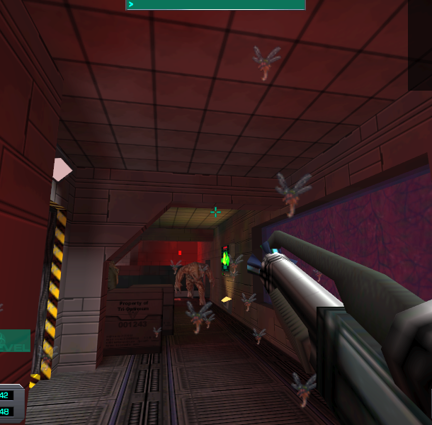 System Shock 2 Irrational Games Looking Glass Studios Electronic Arts FPS RPG Adventure Survival Horror PC Xtreme Retro 29