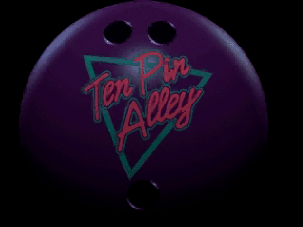 Ten Pin Alley Electronic Arts Sony PlayStation PSX PSone Sega Saturn PC Xtreme Retro 1