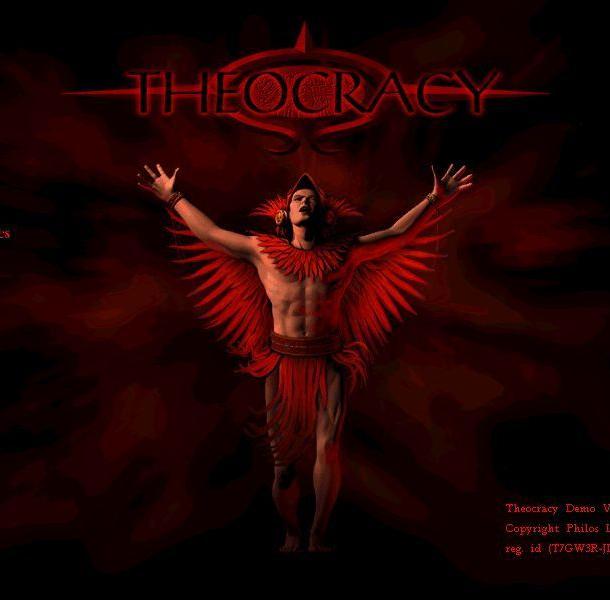Theocracy PC Strategy Ubisoft Xtreme Retro 1