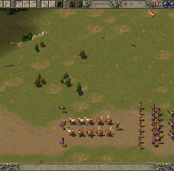 Theocracy PC Strategy Ubisoft Xtreme Retro 16