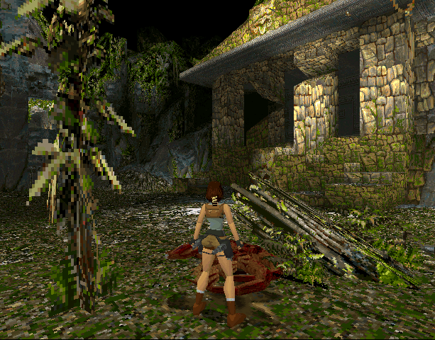 Tomb Raider Core Design Eidos Interactive Sega Saturn MS-DOS PC Sony PlayStation PSX PSone N-Gage Xtreme Retro 10