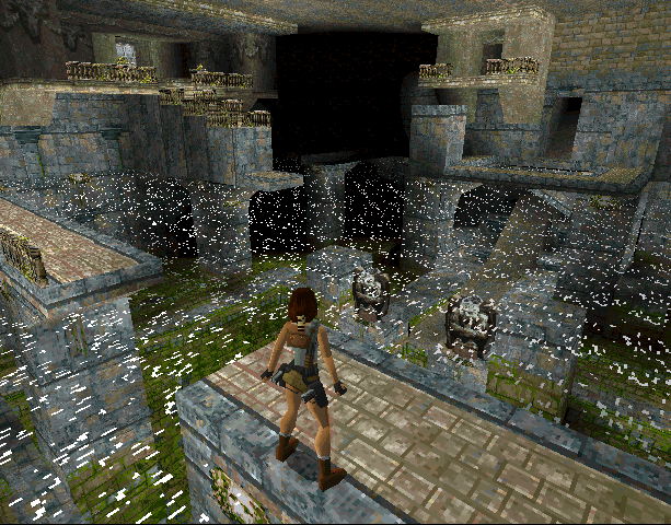 Tomb Raider Core Design Eidos Interactive Sega Saturn MS-DOS PC Sony PlayStation PSX PSone N-Gage Xtreme Retro 16