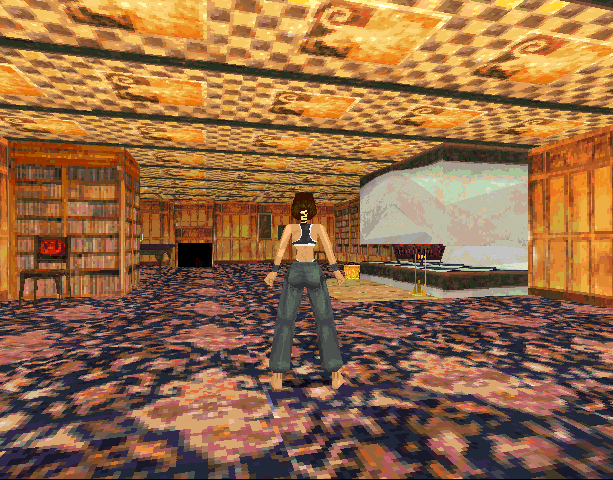 Tomb Raider Core Design Eidos Interactive Sega Saturn MS-DOS PC Sony PlayStation PSX PSone N-Gage Xtreme Retro 2