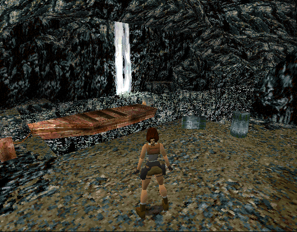 Tomb Raider Core Design Eidos Interactive Sega Saturn MS-DOS PC Sony PlayStation PSX PSone N-Gage Xtreme Retro 24