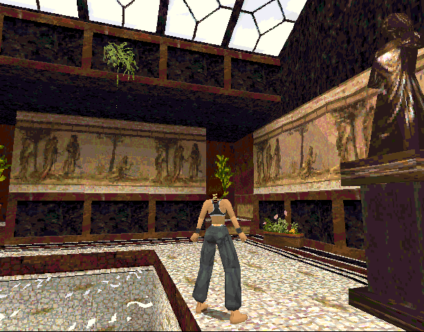 Tomb Raider Core Design Eidos Interactive Sega Saturn MS-DOS PC Sony PlayStation PSX PSone N-Gage Xtreme Retro 3